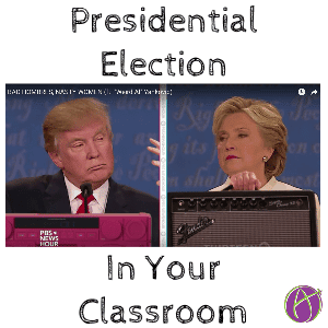 presidential election in your classroom by Denis Sheeran
