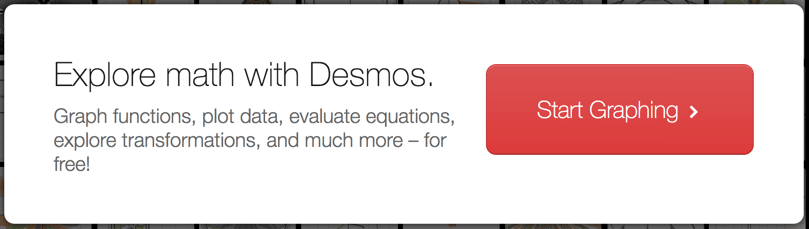 explore math with desmos
