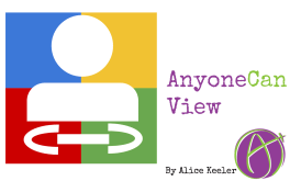 Alice Keeler AnyoneCanView