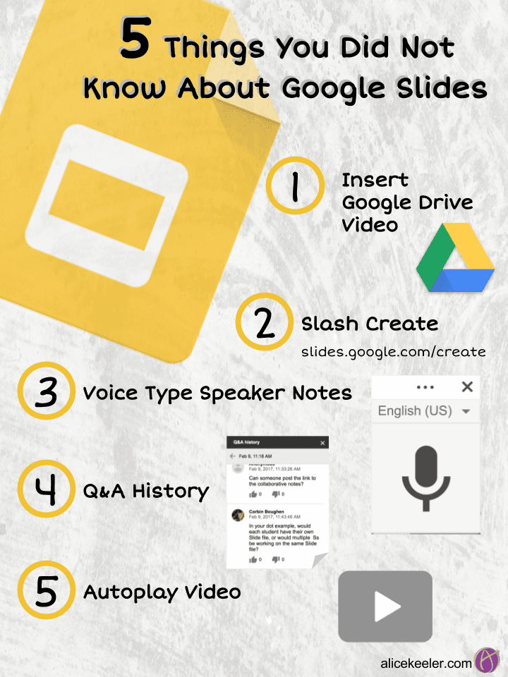 5 things about google slides you did not know teacher tech