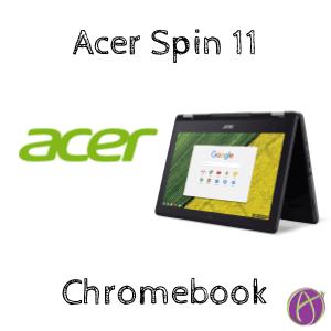 Acer Spin 11 Chromebook