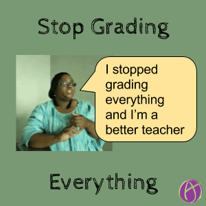 dr wendy mcdonald stop grading everything