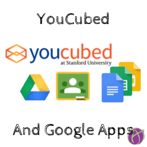 youcubed and google apps