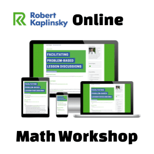 robert kaplinsky online math workshop
