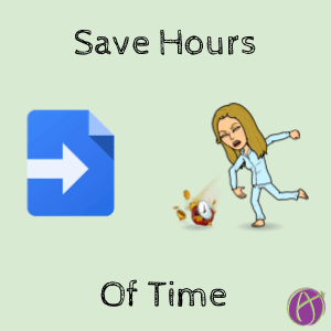 save hours of time google apps script