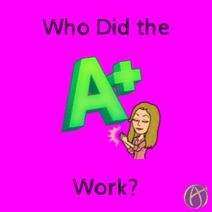 who did the work homework