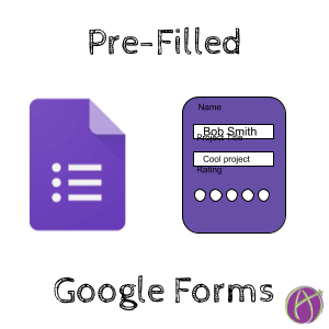 pre filled google forms