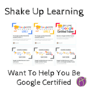 shake up learning