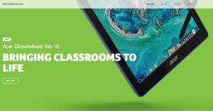 Acer Chrometab 10