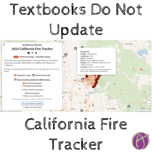 Textbooks Do Not Update for the News