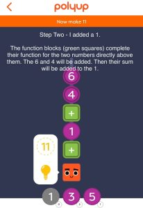Polyup Digital Math Playground