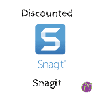 discounted snagit