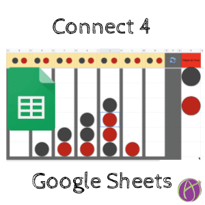 Google Sheets: Play Connect 4