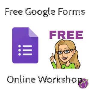 Free Google Forms Workshop
