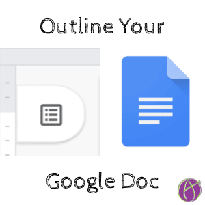 Outline Your Google Doc