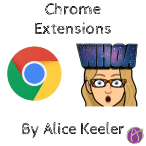 Alice-Keeler-Chrome-Extensions