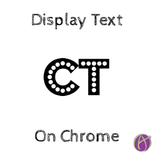CraftyText – Google Chrome Extension