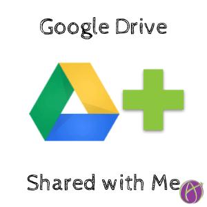 Google Drive: Add Shared to Drive