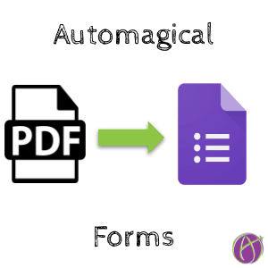 Automagical Forms