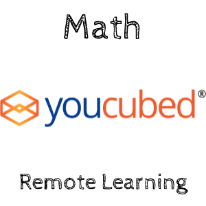 math youcubed and remote learning