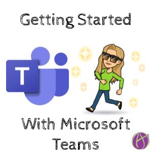 Getting started with microsoft teams webinar