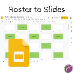 Google Slides: Add a Slide per Student