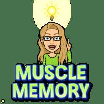 Alice Keeler Muscle Memory