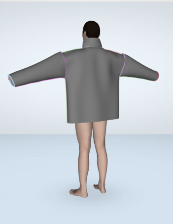 backcoat