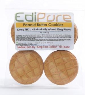 EdiPurePeanutButtercookies
