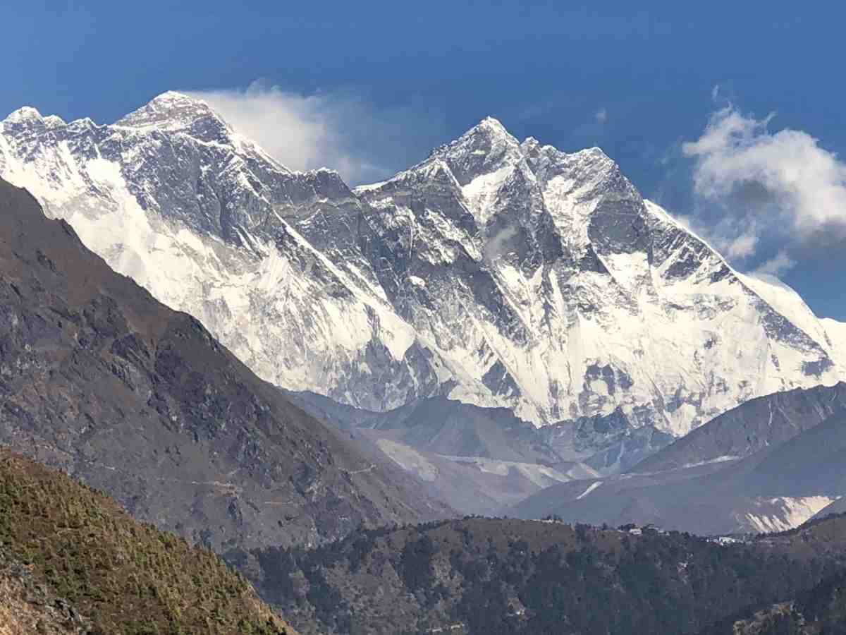 Everest Trail Race Stage 4