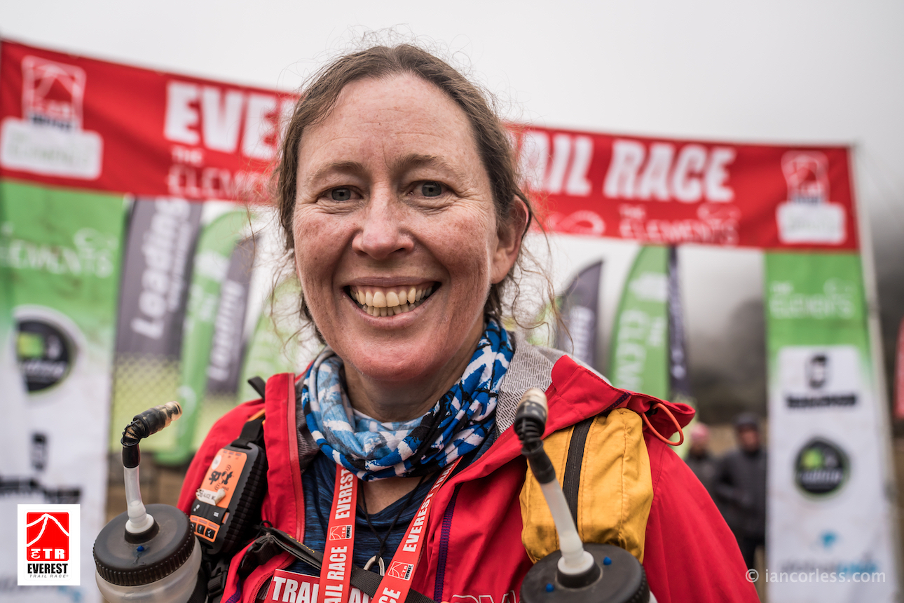 Alice Morrison Everest Trail Race