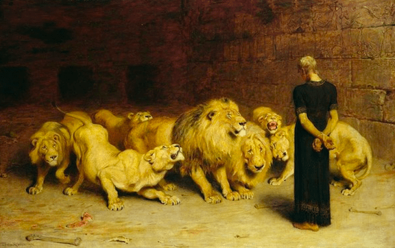 Daniel's God