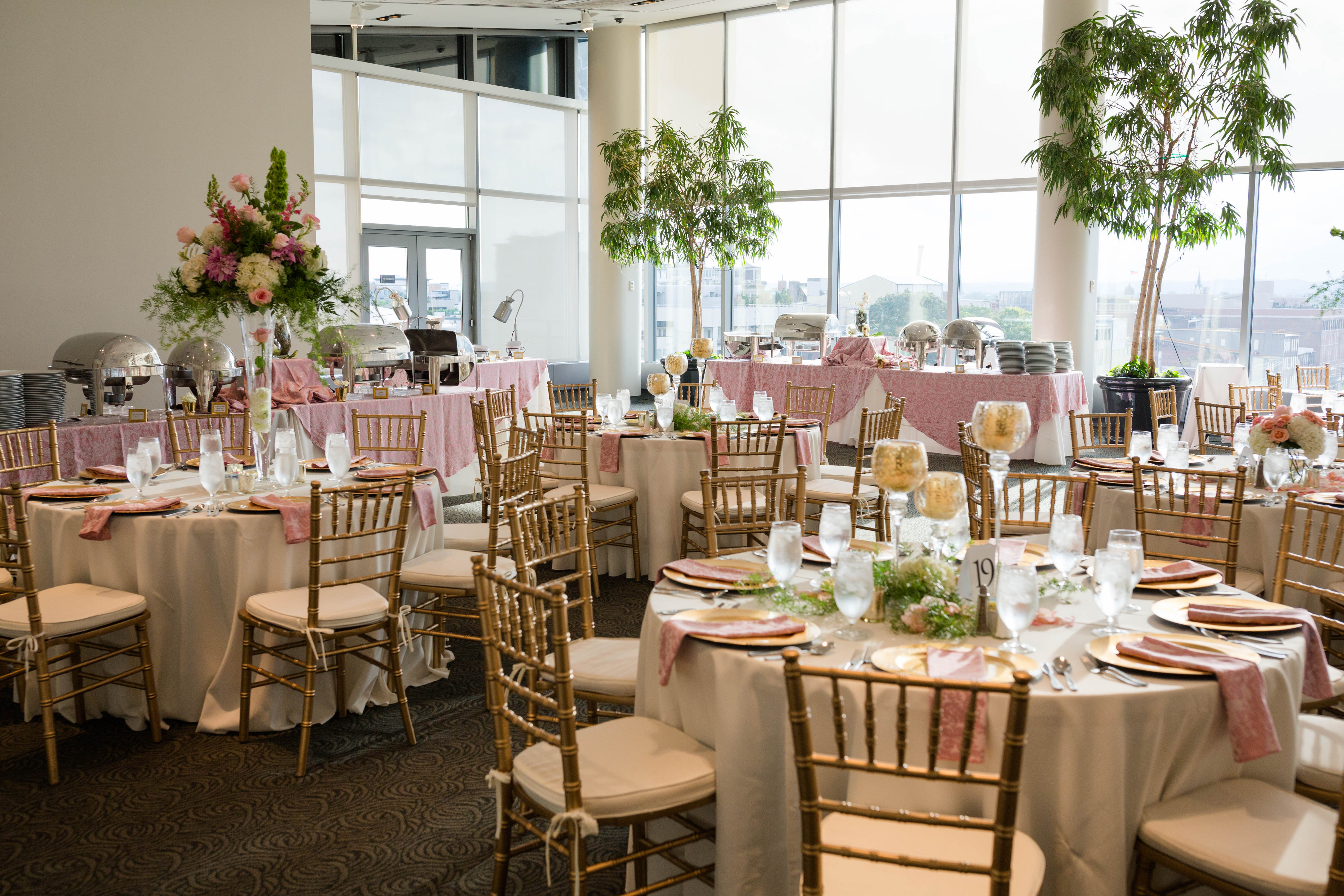 chair rental louisville ky bedroom victorian plan your wedding muhammad ali center be great do things packages are available for both ceremony reception and only