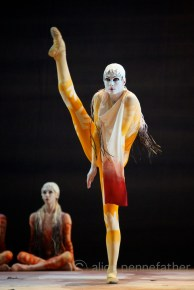 The Rite of Spring - Courtesy of ROH - Photograph by Alice Pennefather