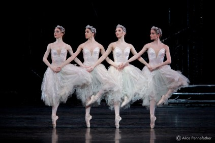 Swan Lake ROH 2015 Photographed by Alice Pennefather