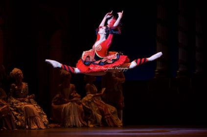 Flames of Pairs - Bolshoi, Flames of Pairs - Bolshoi