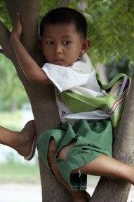 boy-in-tree-burma