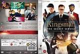 Kingsman: The Secret Service - Dvd Cover