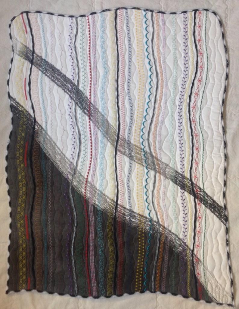 Stitchwork Wallhanging