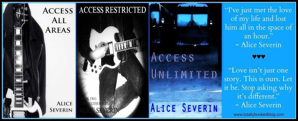The Access Series - Alice Severin