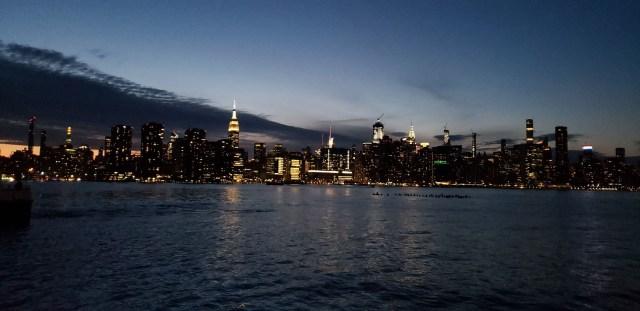NYC evening May 2019