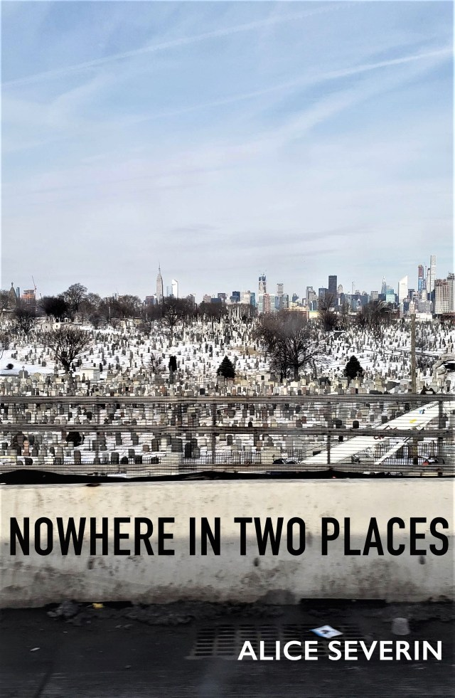 Nowhere in Two Places cover