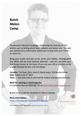 Butch Melon Camp MC