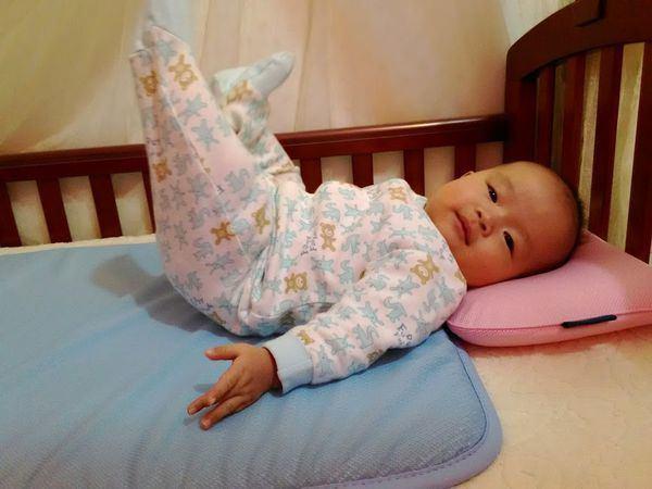 GIO 超透氣排汗嬰兒床墊—寶寶睡覺不流汗~會呼吸的床墊