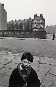 Nick Hedges black and white photograph