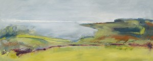 Towards Porlock Bay by Alice Sheridan