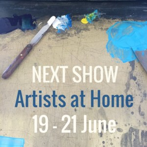 Artists at Home Open Studio 2015 dates Alice Sheridan