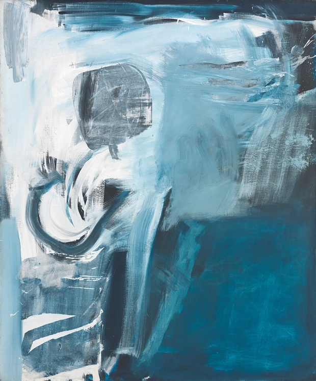 Peter Lanyon Thermal 1960 oil on canvas 183 x 152.5cm Tate