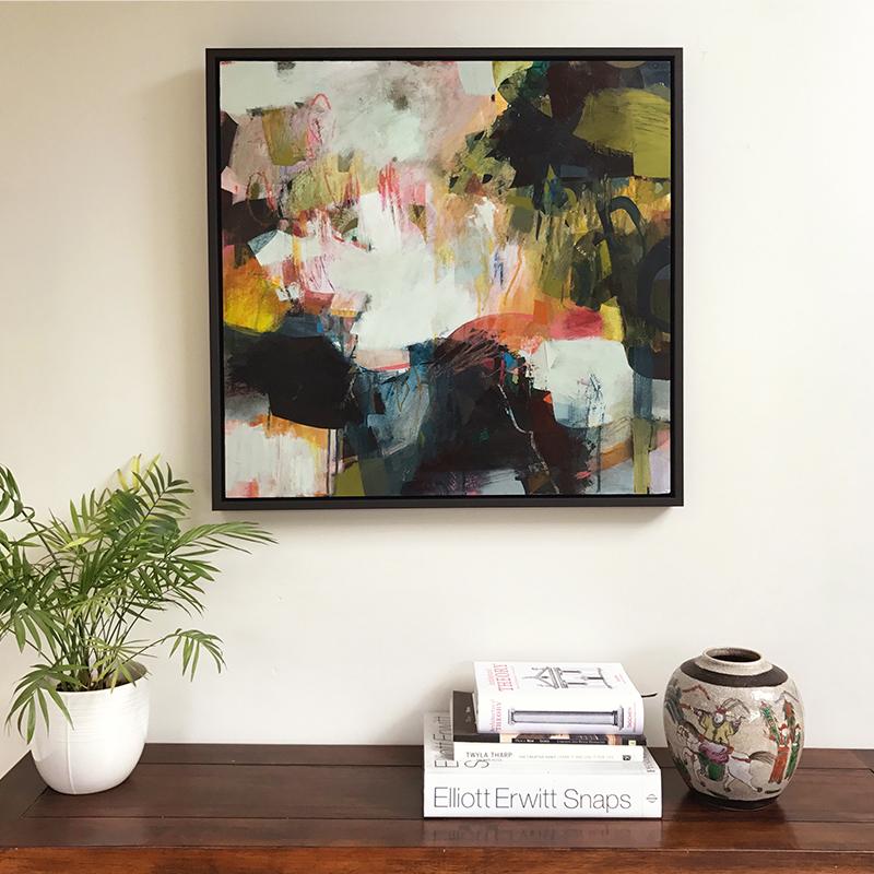 May to September framed Alice Sheridan