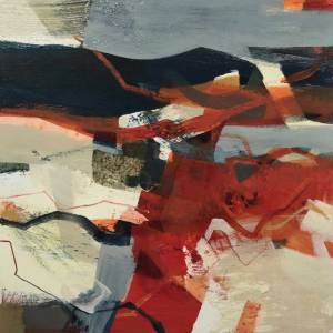Hit Pause original painting by Alice Sheridan
